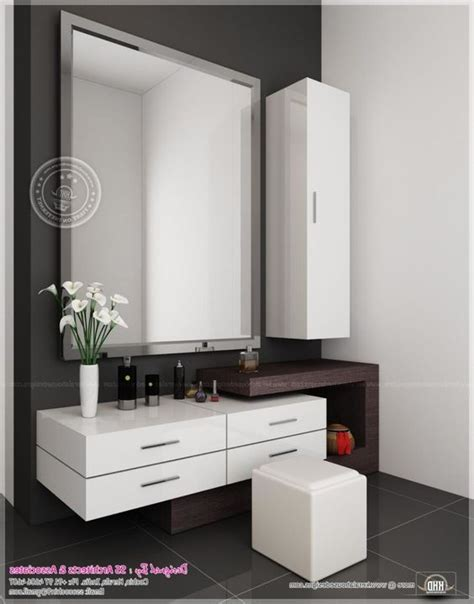 contemporary bedroom vanity master bedroom modern vanity table built in house