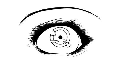 eye lineart by itaslipy on deviantart