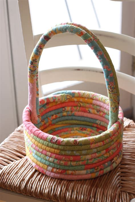 Handmade Easter Baskets - with spinkles on top a tisket a tasket a handmade