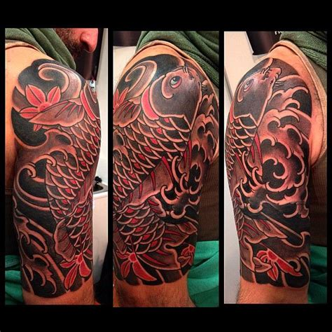 koi tattoo calgary 100 ideas to try about dragon tattoo japanese koi