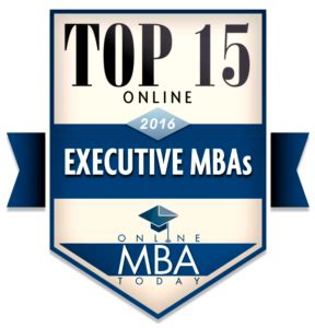 Top Executive Mba Programs Us News by Top 15 Executive Mbas Mba Today