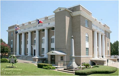 polk county court house polk county courthouse livingston texas photograph page 2