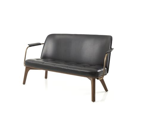 2 Seater Chair by Utility Lounge Chair Two Seater