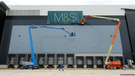 news in pictures m s unveils new castle donington depot