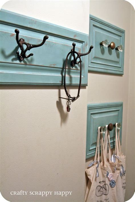 Repurposing Cabinet Doors Repurposed Cabinet Doors Household Pinterest
