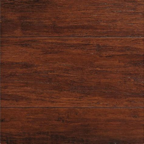 1 X 1 Flooring by Home Decorators Collection Scraped Strand Woven Brown