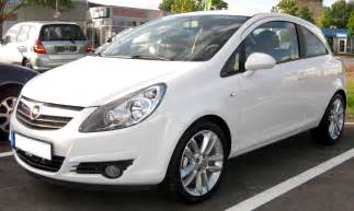 Vauxhall Corsa 14 Opel Corsa 14 High Quality Opel Corsa Pictures On