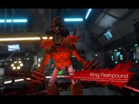 killing floor 2 king flesh pound killing floor 2 biotics lab king fleshpound