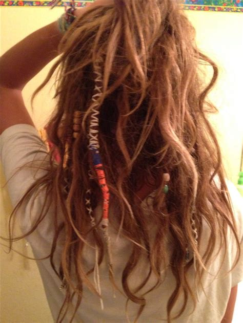 why are my dred extensions so stiff best 25 partial dreads ideas on pinterest half dreaded