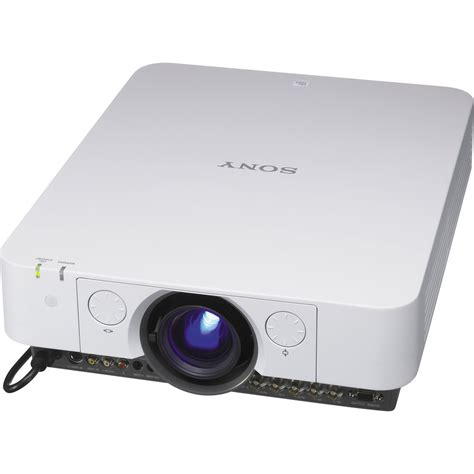 Lu Lcd Projector Sony sony vpl fhz55 w wuxga 1920 x 1200 lcd projector 4000