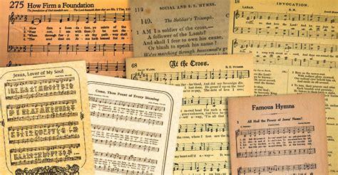 favorite church hymns