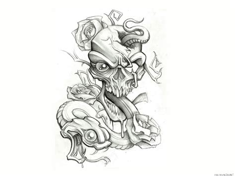 rose tattoo designs free cool tattoos drawings