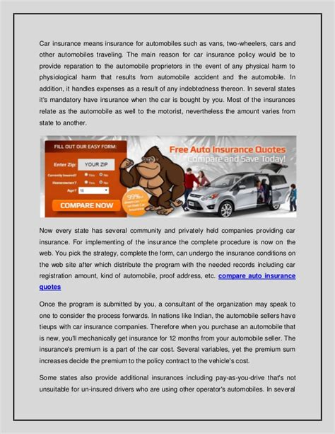 Instant Car Insurance Quote by Car Quotes Instant Image Quotes At Hippoquotes