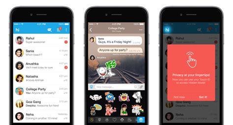 hike mobile indian messaging app hike rises 175m mobile marketing