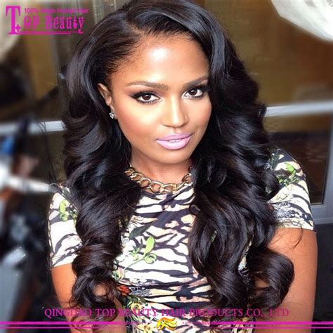 how to part weave for round faces brazilian loose wave hair styles hairstylegalleries com