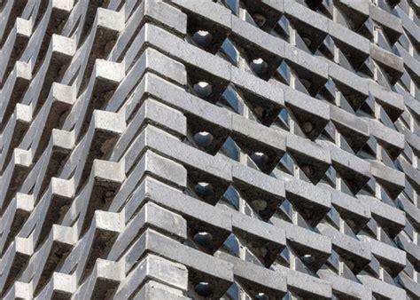 brick pattern house alireza mashhadimirza brickwork architecture and design