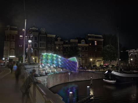Amsterdam Light by Architects Of Illumination The Amsterdam Light Festival