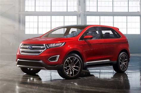 ford crossover suv 2016 ford edge crossover suv redesign in the ford s suv