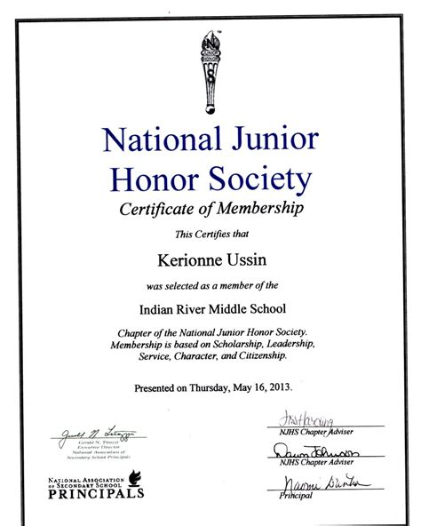 Acceptance Letter For National Honor Society Fundraiser By Trenise Robertson Ussin Help Go To