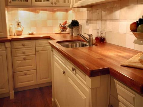 Easy Kitchen Countertops by Kitchen Simple Design Of Wooden Countertops Kitchen With