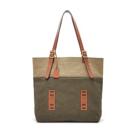 Fossil Defender Tote defender tote fossil