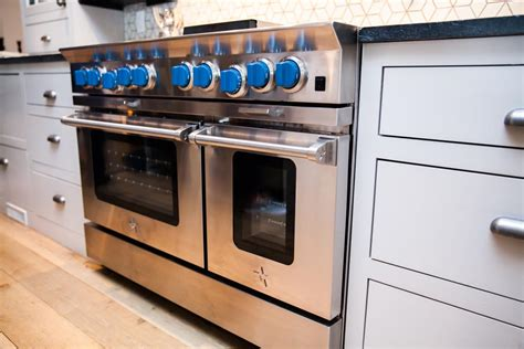 bluestar cooktop adding a touch of color to your kitchen bluestar bluestar