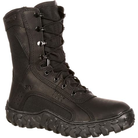 boot boot american made black boots rocky s2v fq0000102