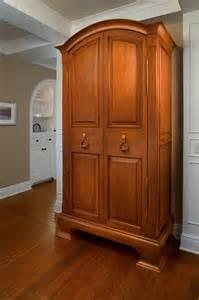 built in coat closet