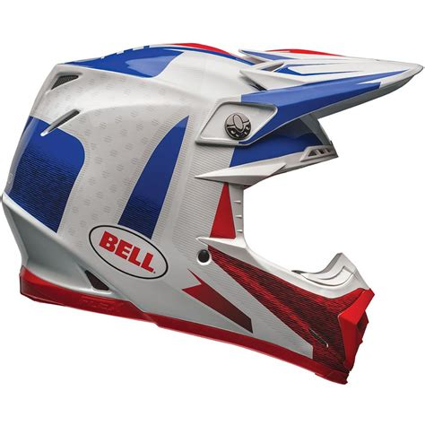 bell 2017 moto 9 flex vice blue helmet mxstore picks protective gear