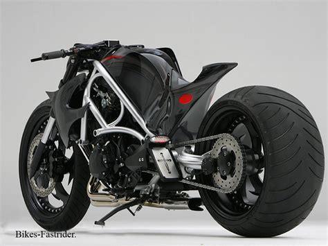 Handmade Motorcycle - machines serpent custom build