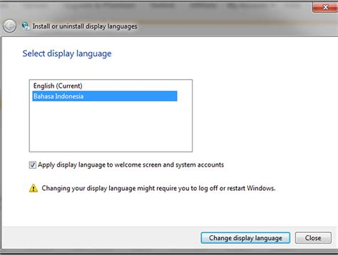tutorial double exposure bahasa indonesia cara merubah bahasa windows 7 dari inggris ke indonesia