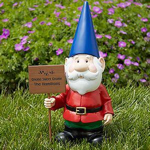 personalized garden gnomes