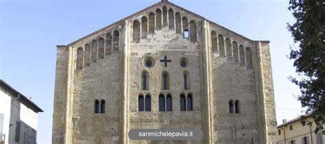 chiesa di san michele a pavia basilica di san michele maggiore pavia italia