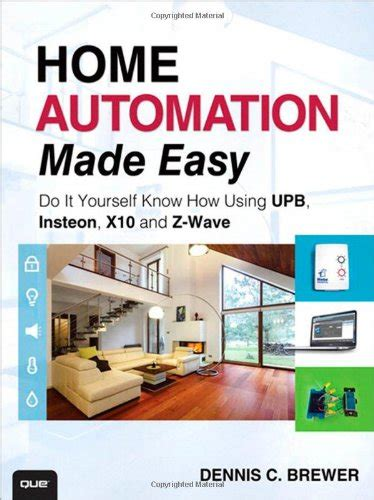 home automation made easy do it yourself how using