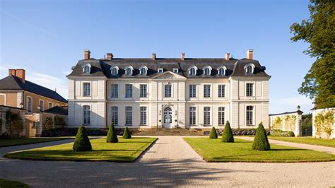 chateau homes renovated chateau unites world with the new the new york times