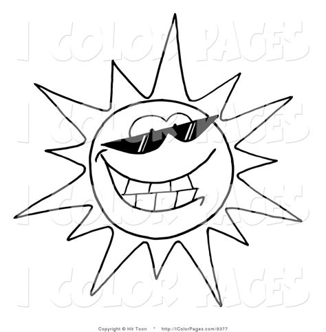 smiling sun coloring page a smiling sun colouring pages