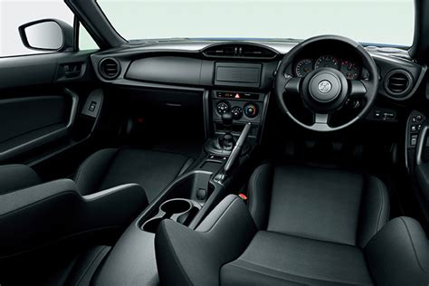Interior Toyota 86 2017 Toyota 86 Brings Revised Styling And Handling