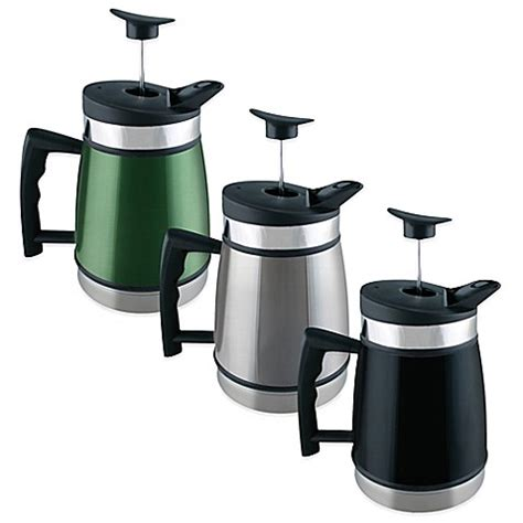 french press bed bath and beyond planetary design 32 oz table top french press