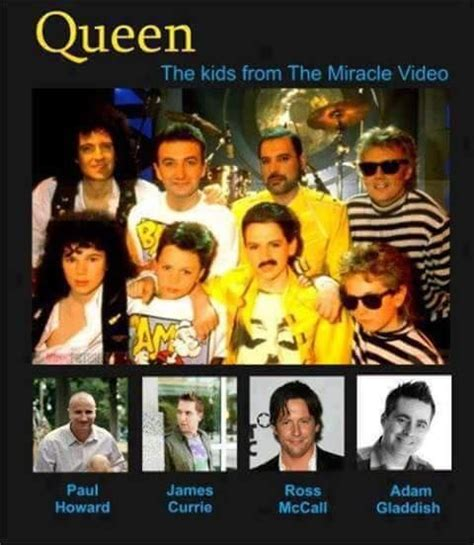 The Miracle 1991 Free Here Are The Mini Queenies That Played In The Quot The Miracle Quot I Tried Googleing It