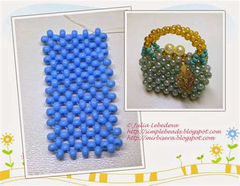 right angle bead weave beading for the beginners basics of right angle