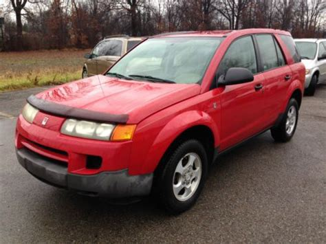 2003 saturn vue engine for sale buy used 2003 saturn vue 4 cyl automatic no reserve in