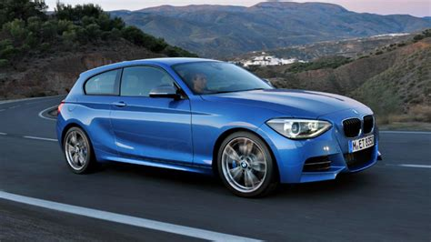 hatchback bmw this is the new bmw m135i hatchback top gear
