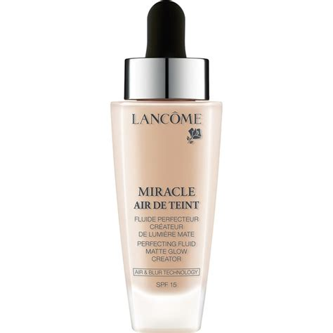 Lancome Miracle 30ml lanc 244 me miracle air de teint perfecting fluid 30ml free
