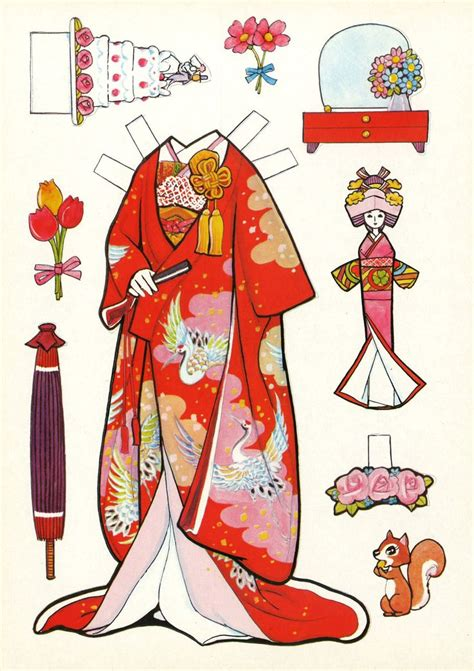 printable japanese paper dolls 871 best images about paper dolls paper clothes use in