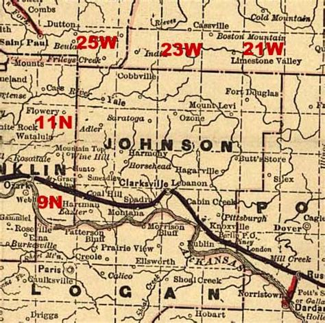 Johnson County Records Johnson County Arkansas Genealogy Census Vital Records