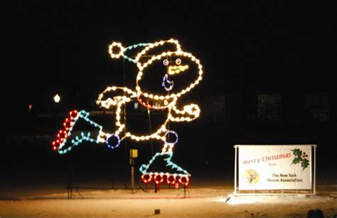 more lights and displays this year at mooseheart lights
