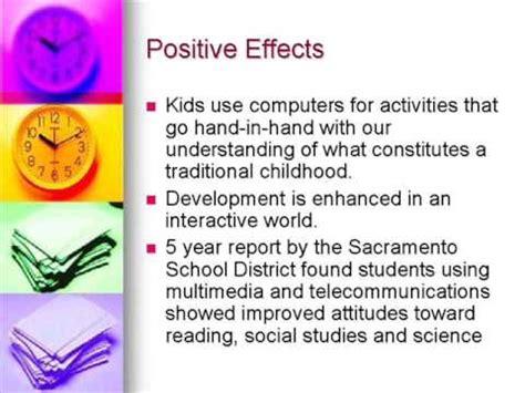 affect of modern technology on training technology effects of technology on learning and social skills youtube