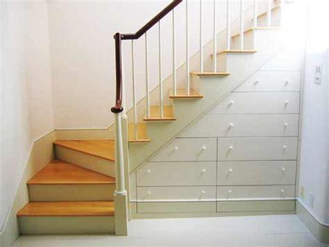 Stair Drawer System by Cool Idea Stair Storage Popsugar Home