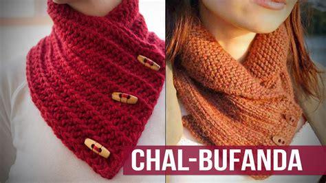 imagenes de cuellos a crochet imagui bufanda chal mujer tejidos a crochet dise 241 os de moda