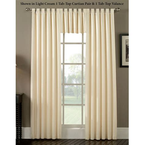 room darkening window treatments crosby tab top thermal room darkening window treatment